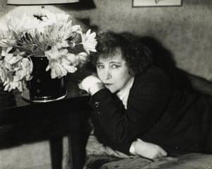Colette, Paris, 1930.