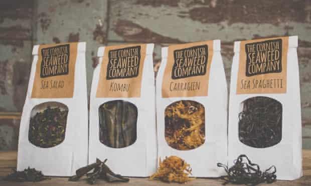 Seaweed as an artisanal ingredient