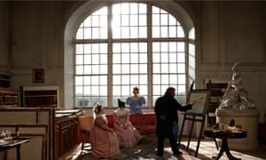A scene from Mr Turner