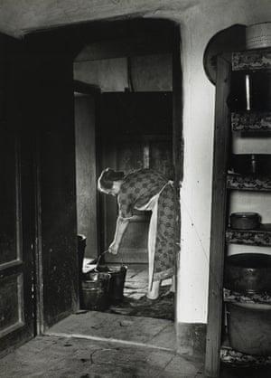 Madame Kertész, Tisza, 1934.
