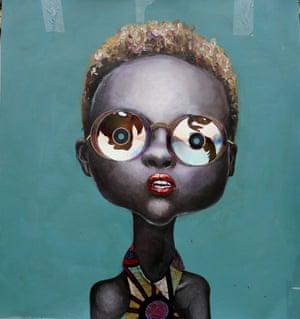 Rainbow IV by Ndidi Emefiele