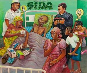SIDA by Sam Ilus