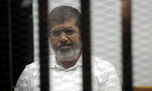 Mohamed Morsi, Egypt's Islamist former president