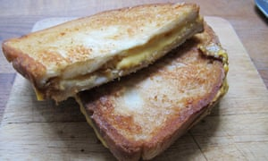 Serious Eats grilled cheese sandwich