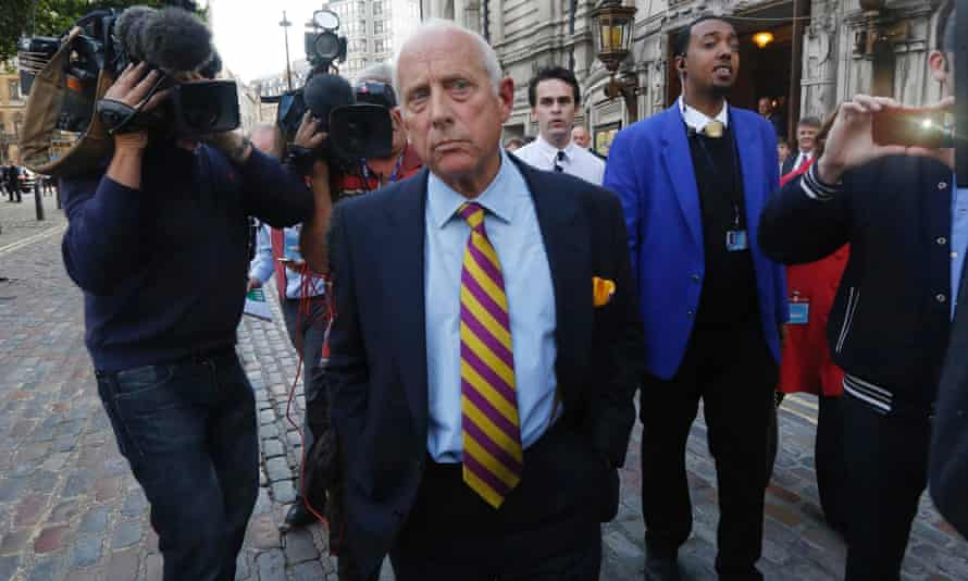 Godfrey Bloom was the centre of media attention over his racist and sexist remarks.