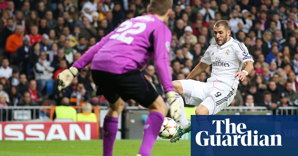 Real Madrid 1 0 Liverpool Champions League Match Report