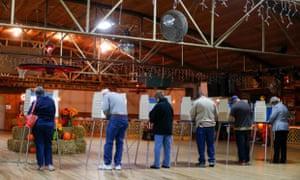 North Carolina midterms voters