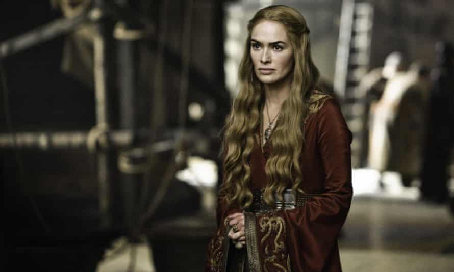 Hot topic: Lena Headey as Cersei Lannister in Game of Thrones.