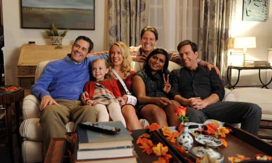 The Mindy Project.