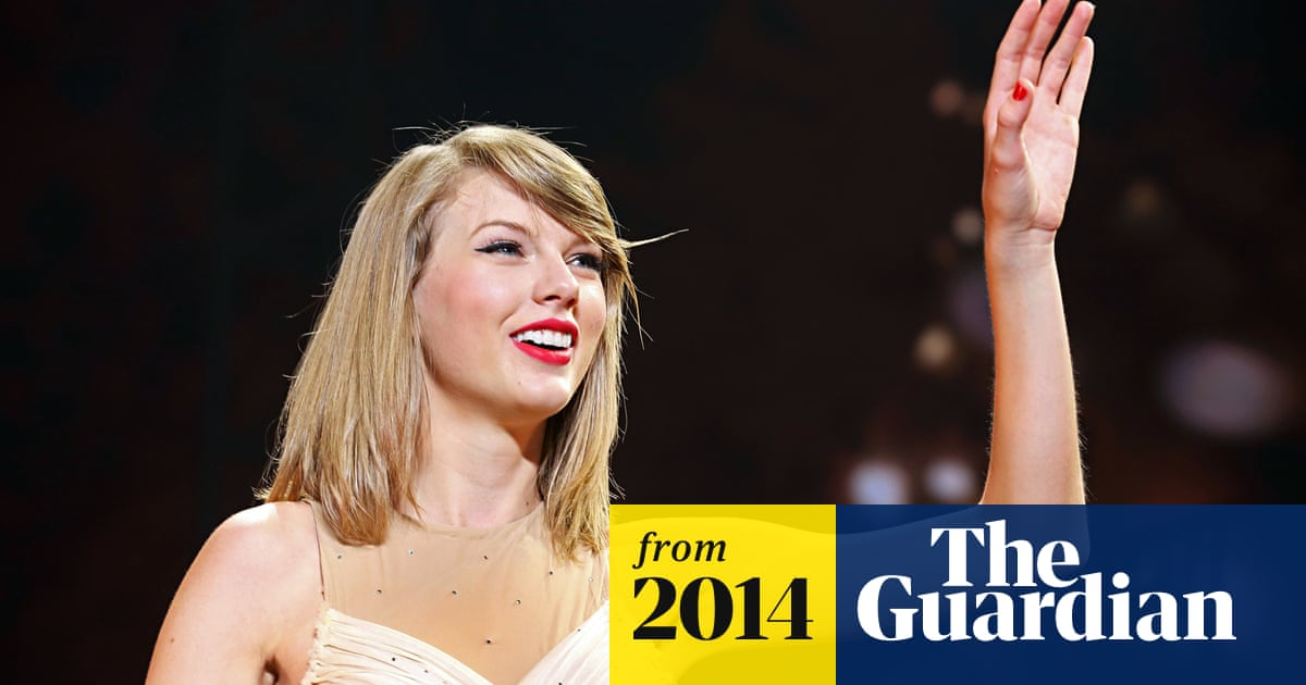 Taylor Swift Takes A Stand Over Spotify Music Royalties Taylor Swift The Guardian
