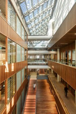 UQ Advanced Engineering Building – Richard Kirk Architect Hassell Joint Venture