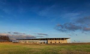 Stonehenge Exhibition + Visitor Centre
