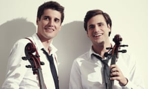 2cellos, Brisbane   Event listing   Discover Culture   The Guardian