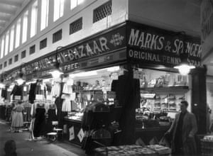 The Original Penny Bazaar at Newcastle-upon-Tyne