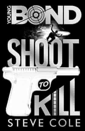 Shoot to Kill by Steve Cole