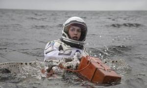 Interstellar Anne Hathaway water planet