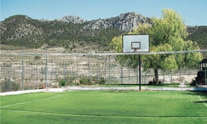 Spanish prison: volleyball