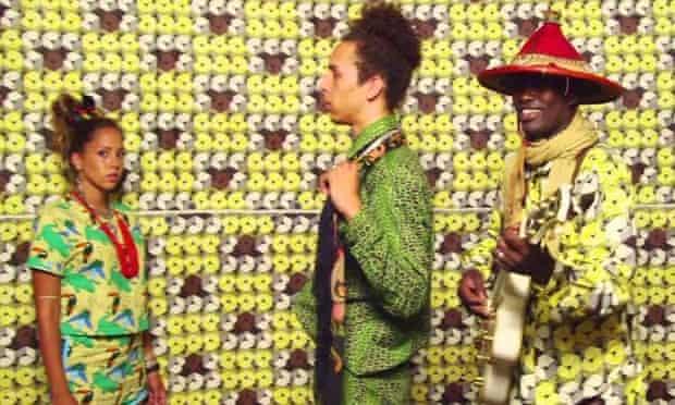 Songhoy Blues video still