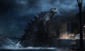 Godzilla film (2014)