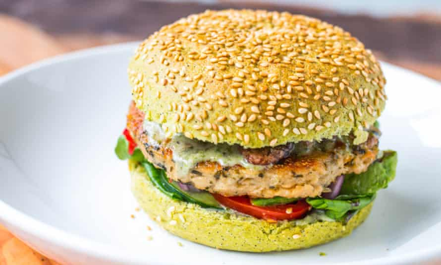 The weed burger