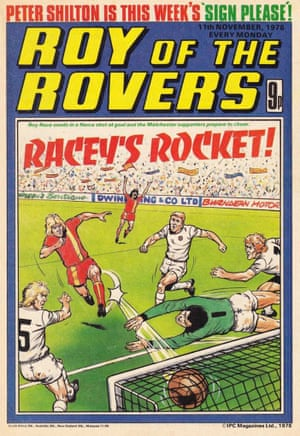 Roy of the Rovers, 11 November 1978