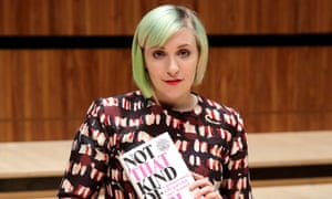 Lena Dunham apologises after critics accuse her of sexually