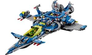 Top toys Lego Benny's Spaceship