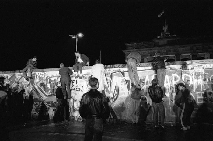 Berlin Wall Readers Memories Its Hard To Remember How Scary
