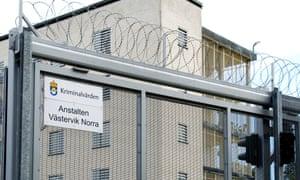 Västervik prison