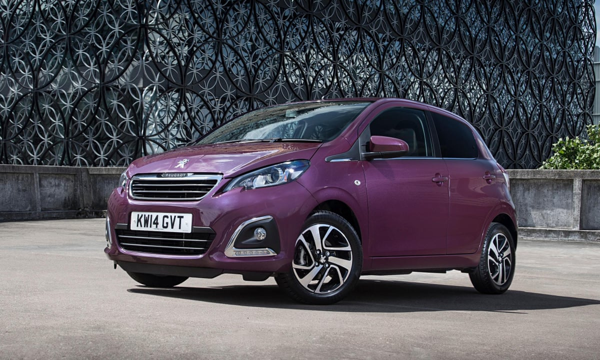 peugeot 108 car review martin love technology the guardian. Black Bedroom Furniture Sets. Home Design Ideas