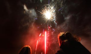 About 20 million people are estimated to attend either a private or public firework display over the November period, according to the British Pyrotechnists Association