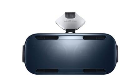 4. Samsung Gear VR Headset  £150 samsung.com