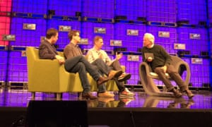 Time, Vice and Storyful talked social media and news at the Web Summit.