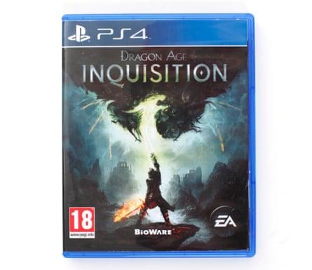 Dragon Age: Inquisition  £60 dragonage.com