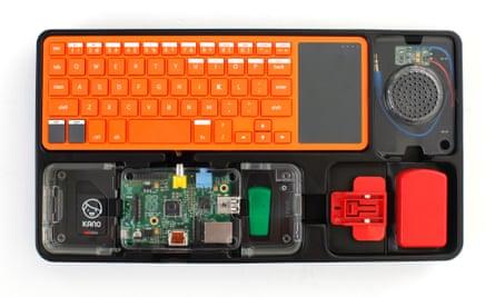 Kano computing and coding kit