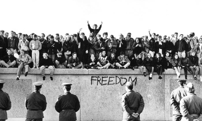 The Fall Of The Berlin Wall What It Meant To Be There Timothy