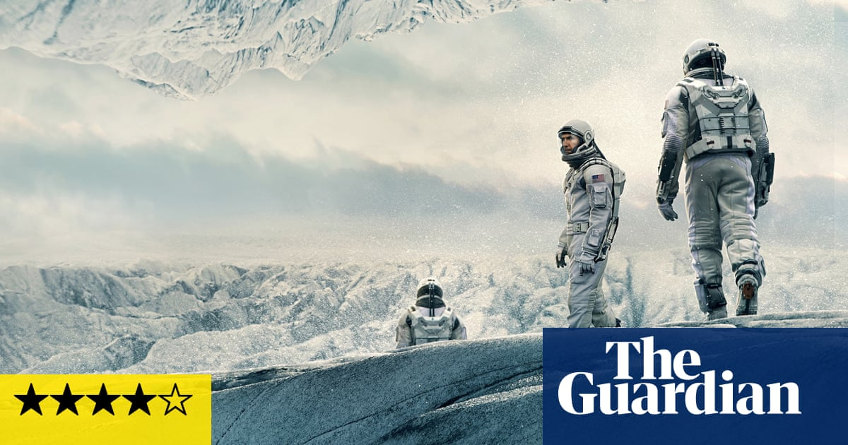 Interstellar Review If It S Spectacle You Want This Delivers Interstellar The Guardian