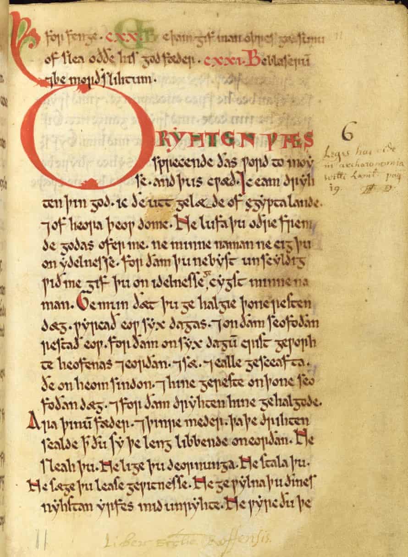 Textus Roffensis