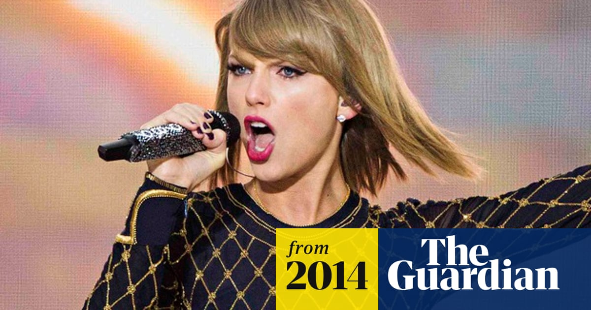 Taylor Swift responsible for 22% of albums sold in the US