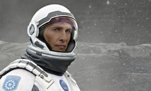 MATTHEW MCCONAUGHEY , INTERSTELLAR