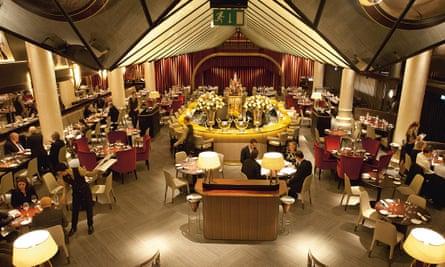 Restaurant: Quaglino's