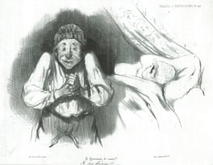 The morning after the wedding 'I am so happy!!' Sketches of Expressions series, 1839