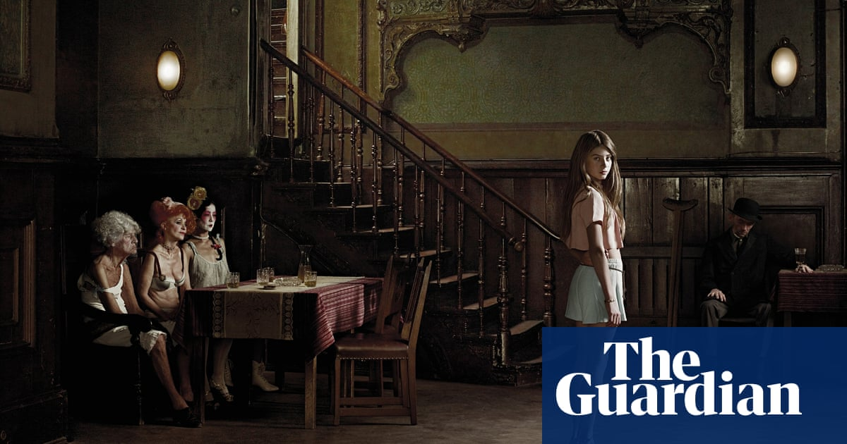 Erwin Olaf's best photograph: restaging an Otto Dix painting in