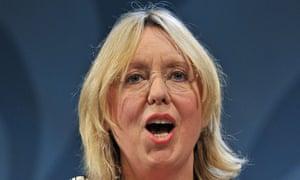 Liberal Democrat frontbencher Lorely Burt