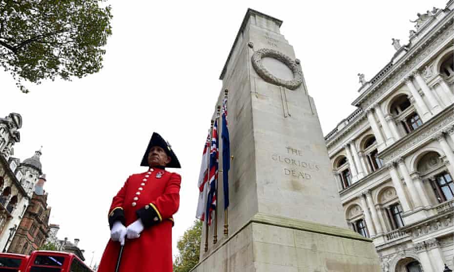 Cenotaph in Whitehall