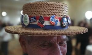 Republican voters US midterm eleciton