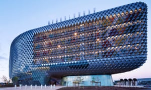 South Australian Health and Medical Research Institute – Woods Bagot (SA)