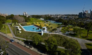 Prince Alfred Park + Pool Upgrade