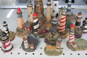 collection of lighthouses