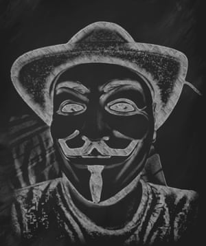 support from canada for the million mask march